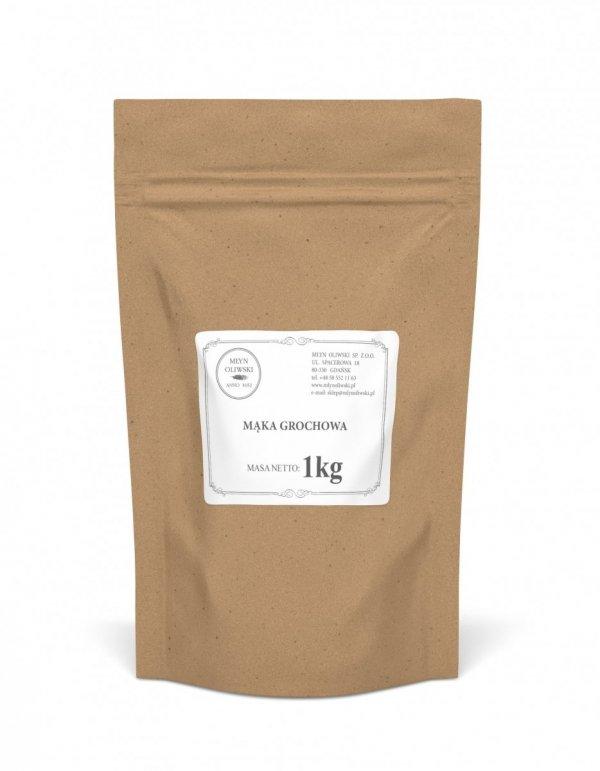 Mąka grochowa - 1kg