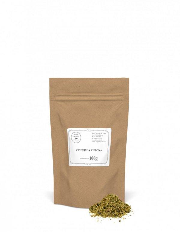 Czubryca zielona - 100g