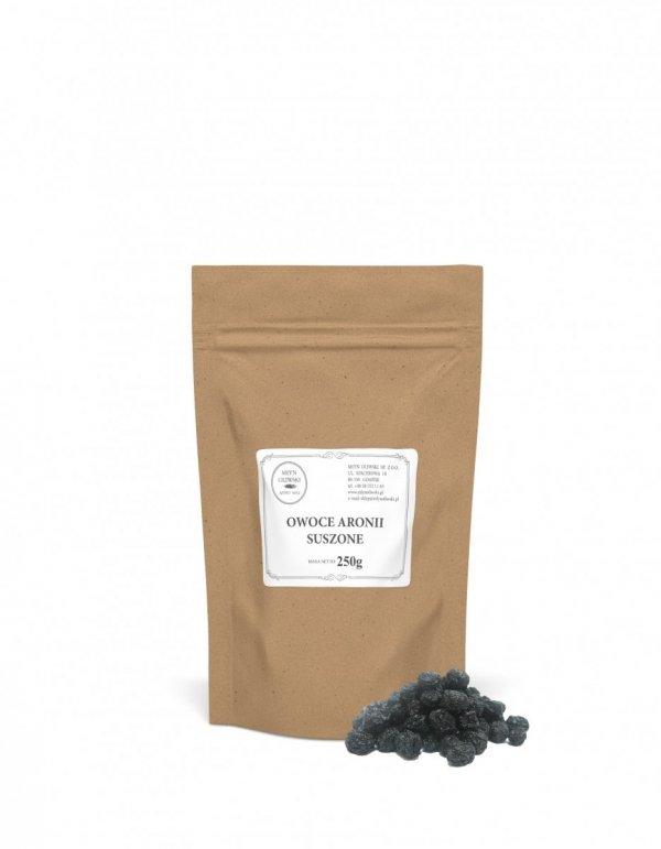 Owoce aronii suszone - 250g
