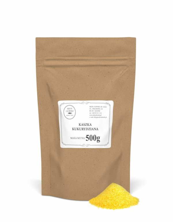 Kaszka kukurydziana - 500g