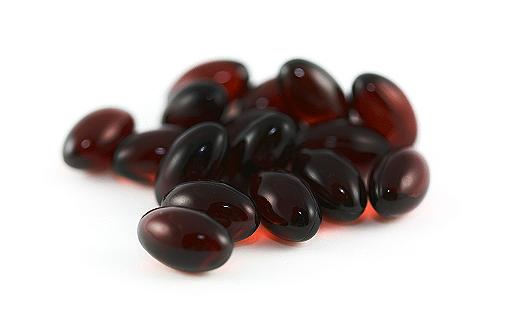 Astaksantyna kapsułki