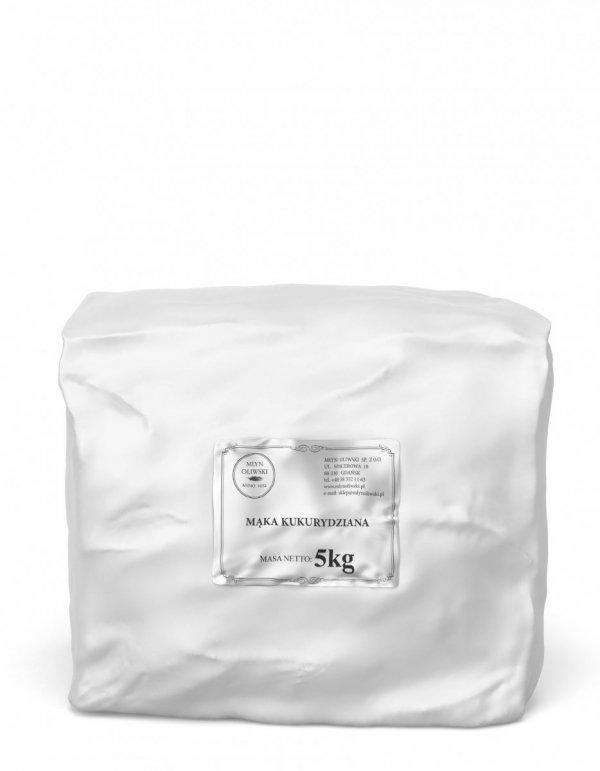 Mąka kukurydziana - 5kg