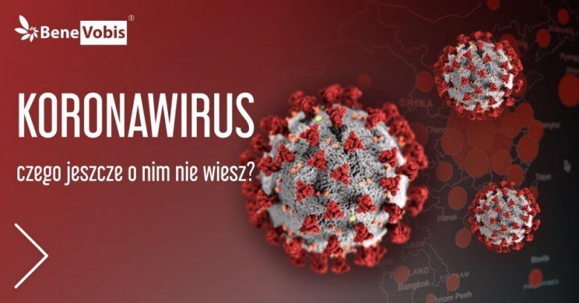 Koronawirus - wszystko co musisz o nim wiedzieć