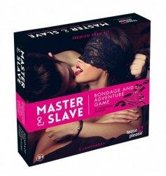 Master & Slave Bondage Game Magenta