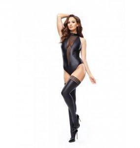 S806 stockings black M