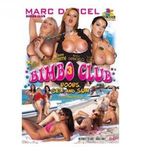 DVD Marc Dorcel - Bimbo Club 3 : boobs, sex and sun