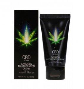Shots CBD Cannabis Masturbation Cream For Him 50 ml