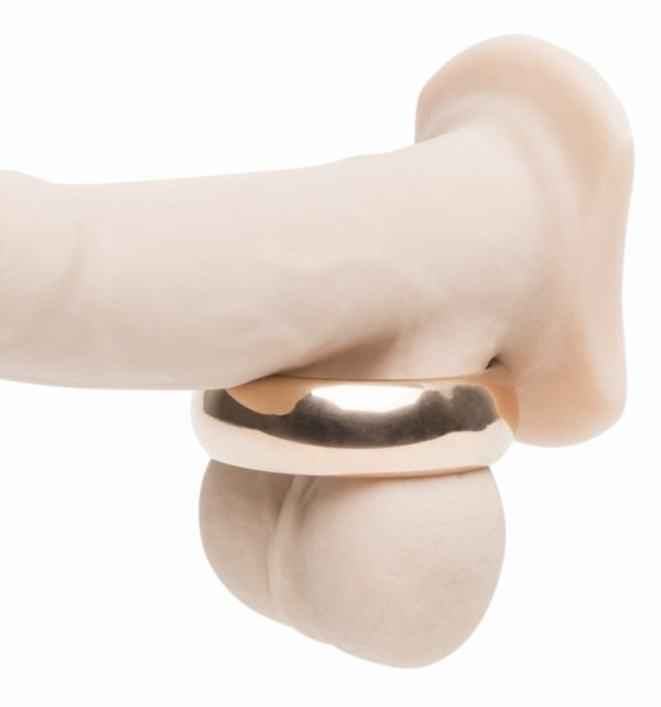 Fifty Shades Freed - I Want You. Now. Steel Love Ring