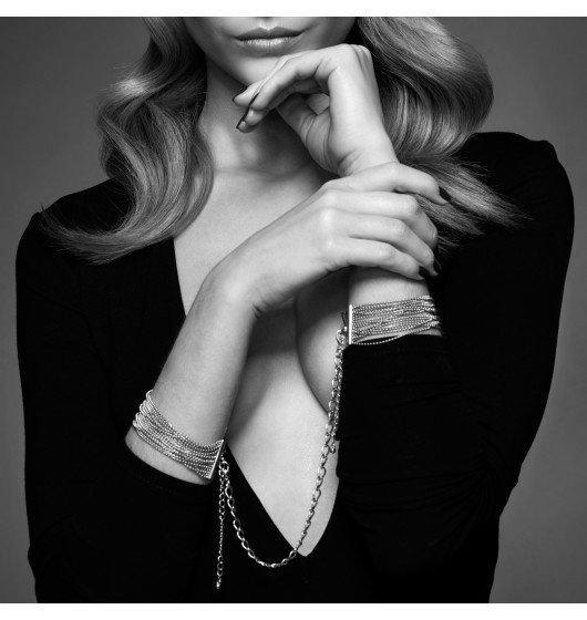 Kajdanki-bransoletki Bijoux Indiscrets Magnifique (złote)