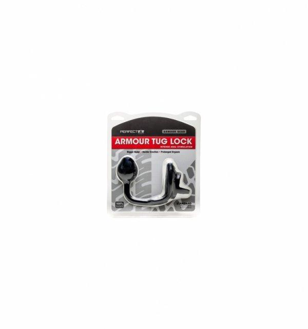 Perfect Fit - Armour Tug Lock Black