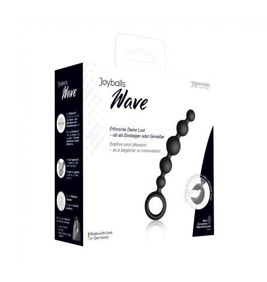 Joyballs Wave (krótkie, czarne)