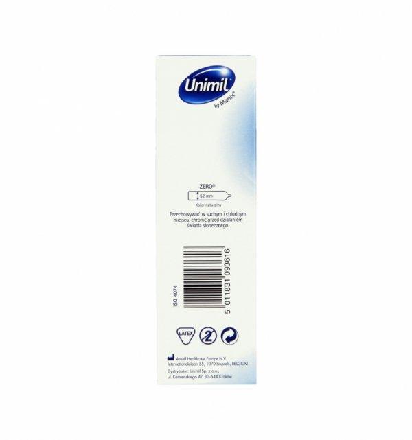 Unimil - Zero (10 sztuk)