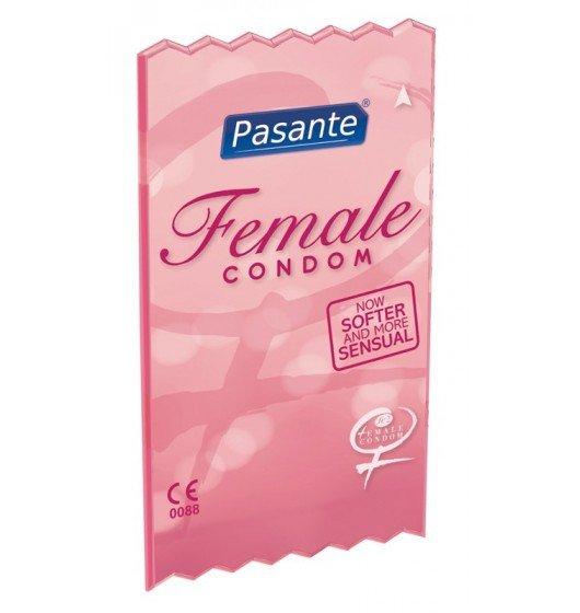 Pasante Female Clinic Pack (30 szt.)