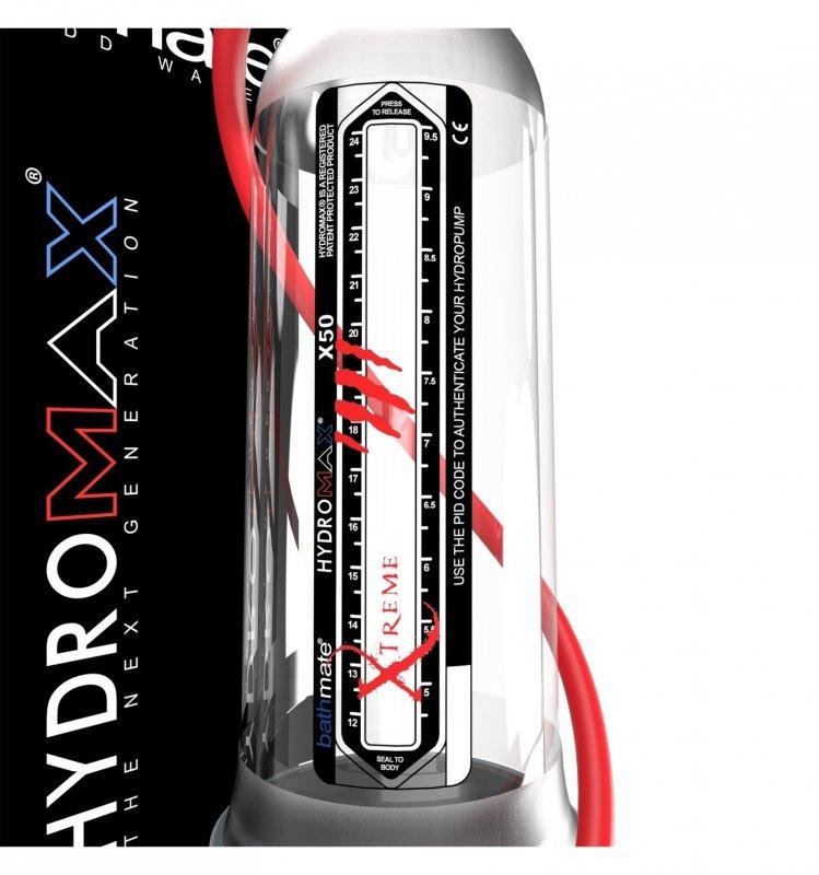 Bathmate - Xtreme X50 Clear
