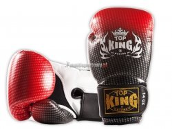 Rękawice bokserskie TKBGSS-01RD SUPER STAR Top King
