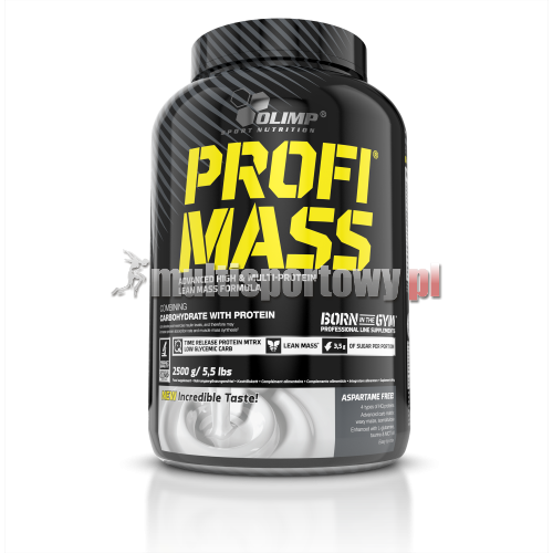 Profi Mass 2500g Olimp Labs