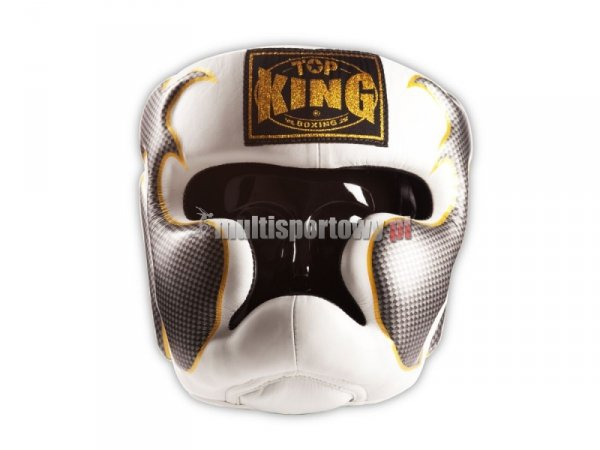 Kask treningowy TKHGEM-01SV EMPOWER CREATIVITY Top King