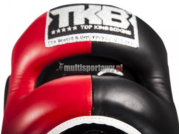 Kask bokserski sparingowy z nosem TKHGPT OC Top King