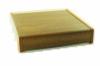 Parapet wewnętrzny plastikowy PCV złoty dąb 150mm 1mb