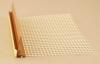 Listwa przyokienna Apu z siatką usz złoty dąb 2,5m