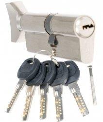 Wkładka z gałką CAM nawiercana 35/35G zamka drzwi