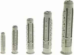 BX 8x40 kołek czterodzielny pusty 200szt.