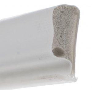 Uszczelka QLON QL3053 biała do okien drewnianych drzwi