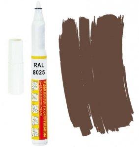 Kanten FIX RAL 8025 brązowy blady Pisak retusz