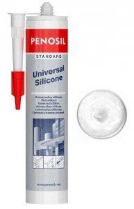 Silikon uniwersalny Penosil standard biały 310ml