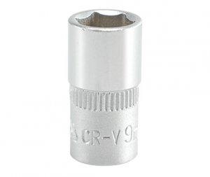 Nasadka Sześciokątna krótka 1/4-9mm YATO 1408 CRV