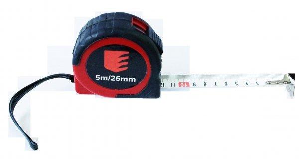 Miara zwijana taśma miernicza miarka Beast 5mx25mm