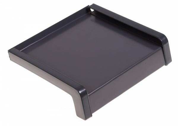 Parapet zewnętrzny stalowy blacha antracyt 200mm 1mb