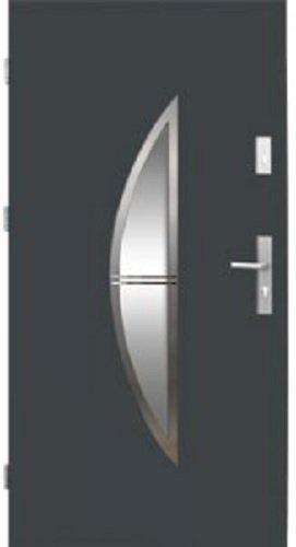 Drzwi wejściowe zewnętrzne Wikęd Premium wzór 22a
