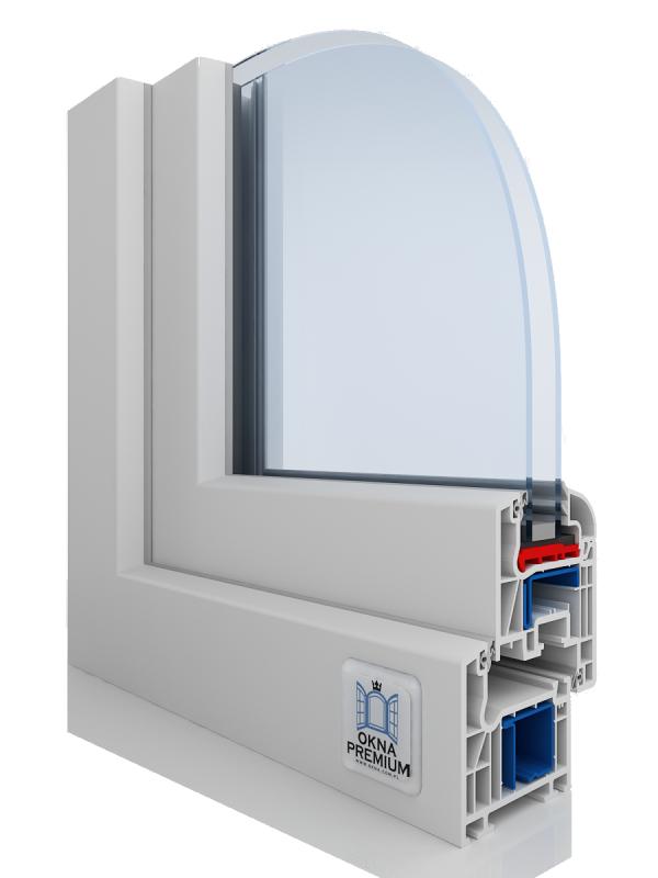 Okna PCV Schuco Classic Okno energooszczędne - pomiar