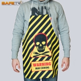 [UG-157] Super zestaw kuchenny dla faceta WARNING MAN COOKING