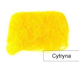Sizal Kolor Cytryna [Komplet - 10 Sztuk]