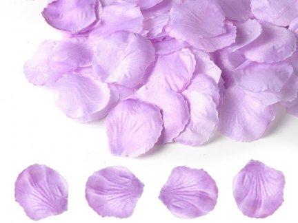 Płatki Róż Wrzos 100 Płatków [ Zestaw - 50 Paczek]