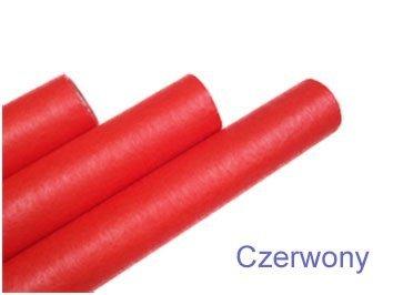 Flizelina Kolor Czerwony 50cm/9m [Zestaw - 10 sztuk]