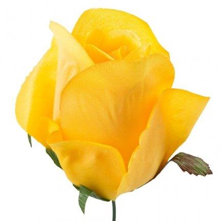 Róża Pąk Ciepło Żółty [Komplet 12szt]