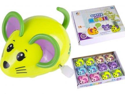 Zabawka Mysz [komplet - 12 sztuk]
