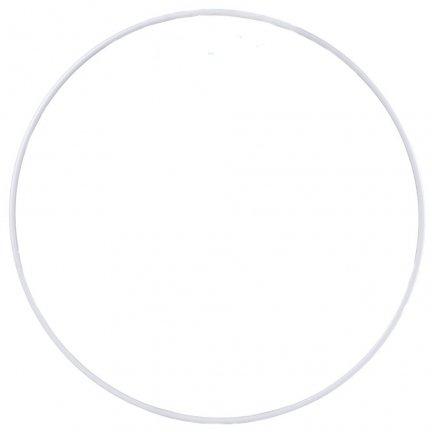 Koło Białe Łapacz Snów 35cm [Komplet 10szt]