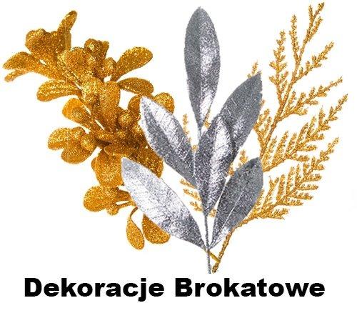 Dekoracje Brokatowe