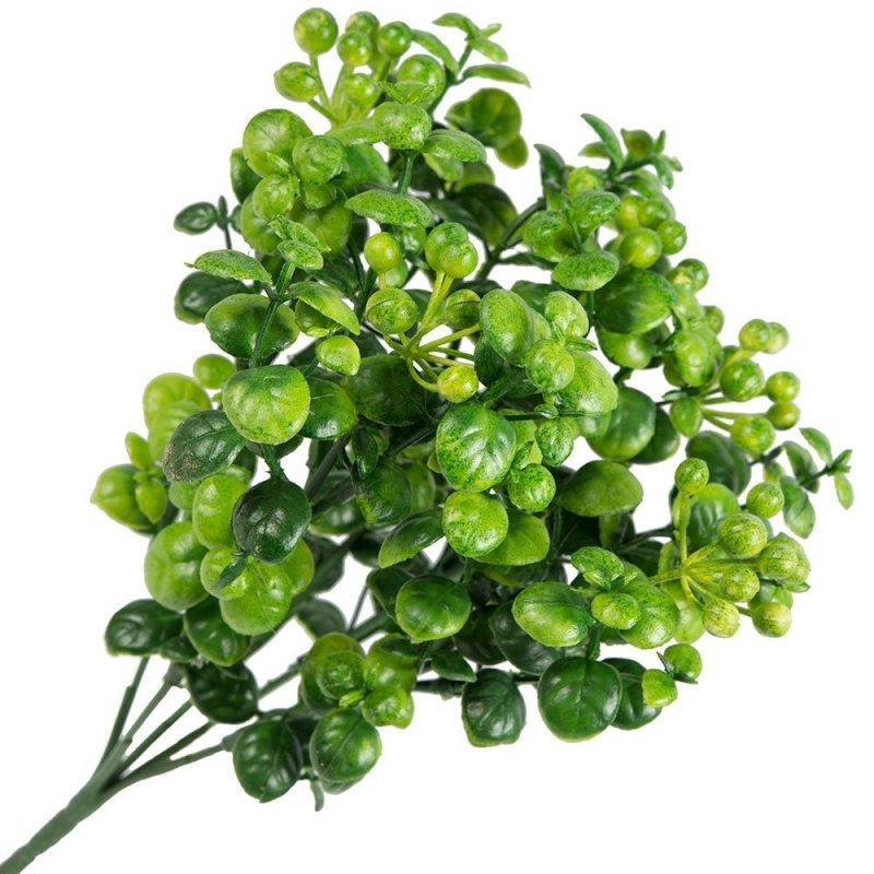 Gałązka Kulki Zielone