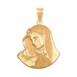 Medalik złoty 585 - 16537