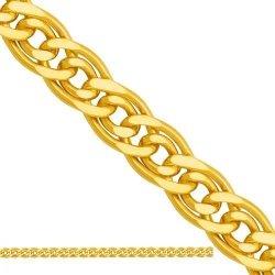 Łańcuszek złoty 585 - Ld201
