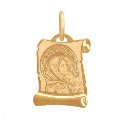 Medalik złoty 585 - 22970