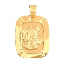 Medalik złoty 585 - 31165