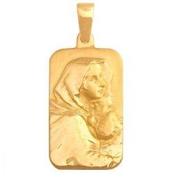 Medalik złoty 585 - 31464