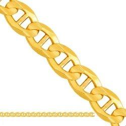 Łańcuszek złoty 585 - Lp044