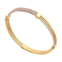 Bransoletka złota, damska 585 - 35049